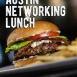 TXWSW Austin Networking Lunch at Corner Restaurant at JW Marriott