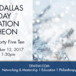TXWSW Dallas Holiday Celebration Luncheon