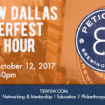 Join TXWSW Dallas for Octoberfest at Peticolas Brewery