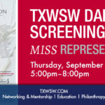 Join TXWSW Dallas for a Screening of Miss Representation