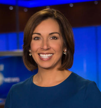 Deborah Ferguson co-anchors NBC 5 Today weekday mornings