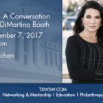 Texas Wall Street Women, CAIA and CFA Society of Austin present:  Fed Up – A Conversation with Danielle DiMartino Booth