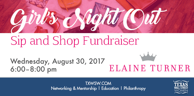 Houst.girlsnightout, sip and shop, elaine turner, TXWSW