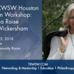 Please Join TXWSW Houston for a Luncheon Workshop: Give Yourself a Raise with Margo Wickersham