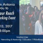 TXWSW San Antonio invites you to Accelerate your Reach – a Speed Networking Event