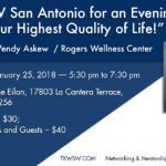 "Join TXWSW San Antonio for an Evening Seminar: ""Achieve Your Highest Quality of Life!"""