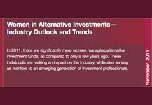 Women in Alternative Investments