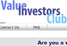 Value Investors Club