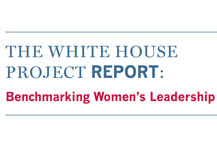 The White House Project Report 2009