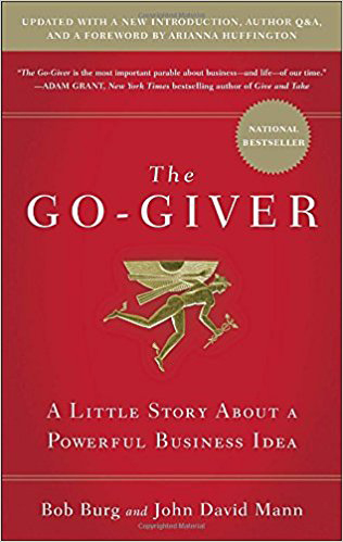 The Go-Giver: A Little Story About a Powerful Business Idea, TXWSW, event
