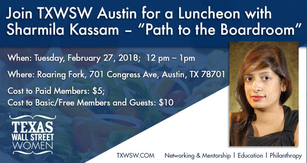 TXWSW Austin Kasam 18