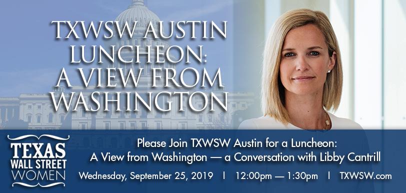 TXWSW, Austin, Libby Cantrill