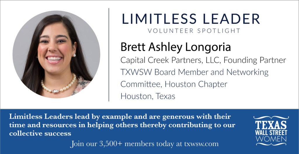 Brett Ashley Longoria Limitless Leader