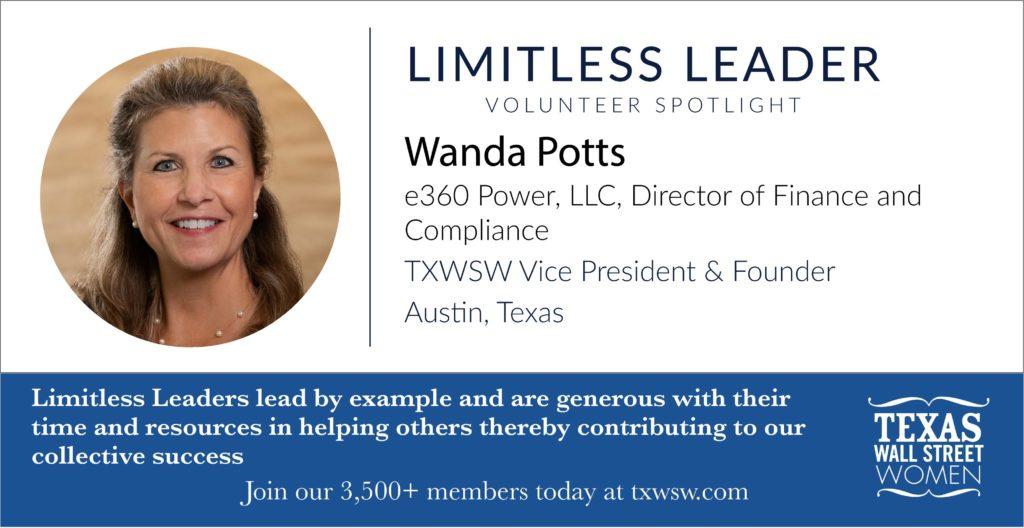 Wanda Potts Limitless Leader