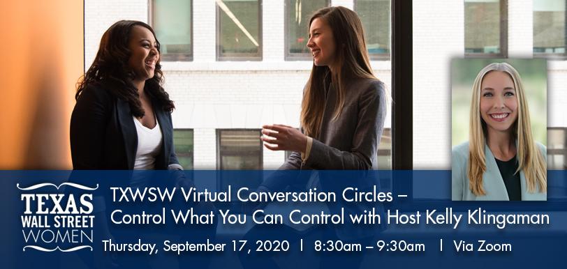 TXWSW Virtual Conversation Circle