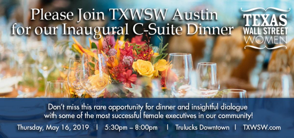 Austin 1st C-Suite, TXWSW