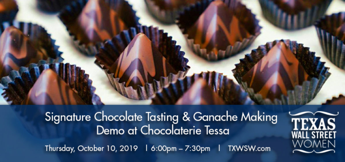 Austin signature chocolate tasting