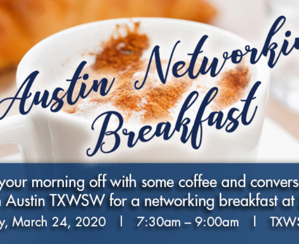 TXWSW Austin mar20 networking breakfast