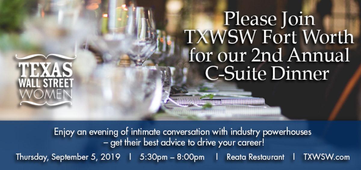 Fort Worth, C-Suite, TXWSW, Networking
