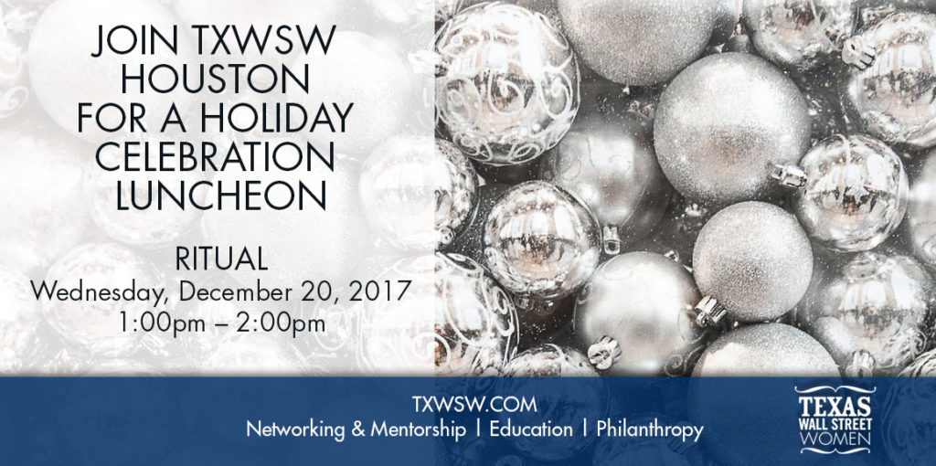 Houston, TXWSW, Ritual, Luncheon