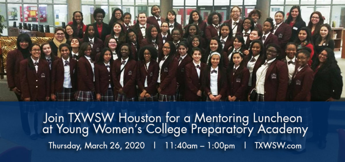 Houston 2020 ywpa mentor luncheon copy