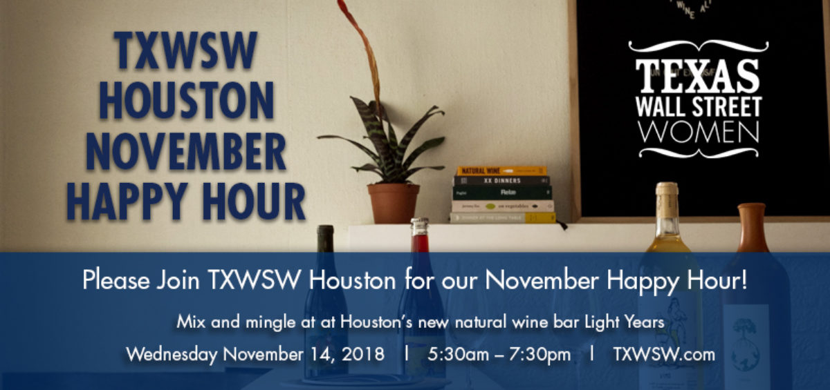 TXWSW, Houston, Happy Hour, Light Years Wine Bar
