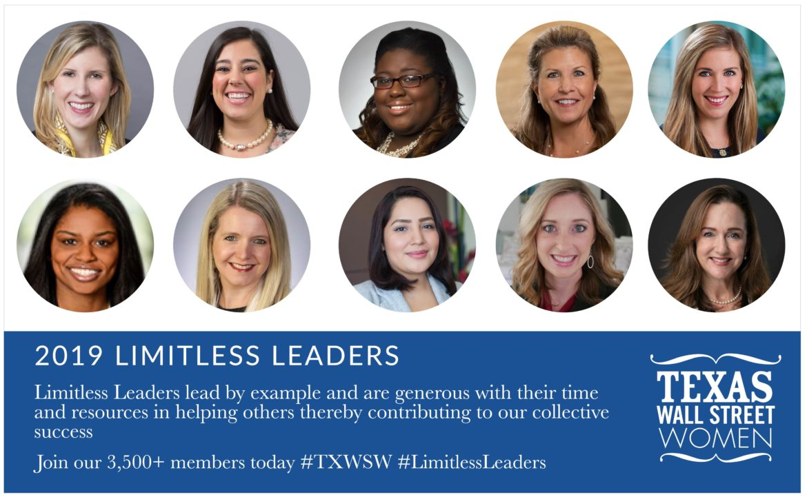TXWSW Limitless Leaders 2019