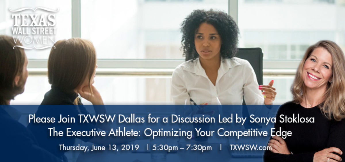 TXWSW Dallas with Sonya Stoklosa