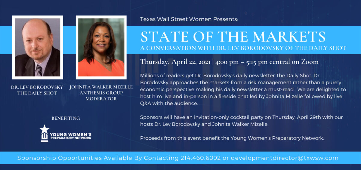 TXWSW State of the Markets 2021 Event Final