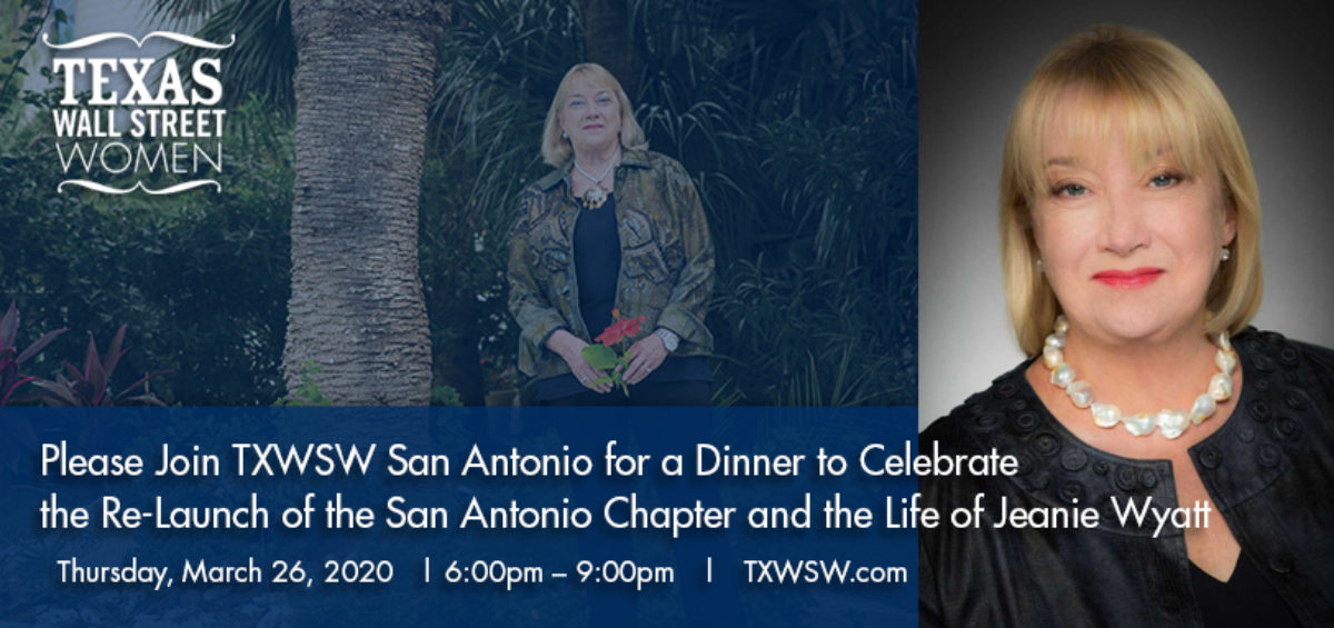 TXWSW celebrate jeanie wyatt